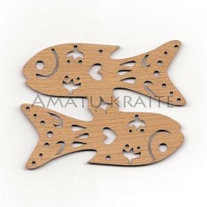 Žuvys - zodiako ženklas