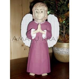 """Rankų darbo skulptūra """"Angelas"""", 27 cm"""