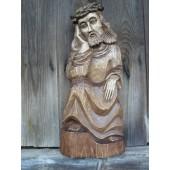 """Rankų darbo skulptūra """"Rūpintojėlis"""", 40 cm"""