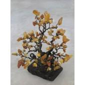 """Gintarinis medis """"Ąžuolas"""", 40 cm"""