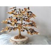 Gintarinis 420 lapelių medis, 19 cm x 19 cm