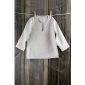 """Lininiai marškinukai """"SAULIUS"""""""