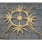 Metų simbolis 80 cm x 80 cm