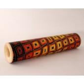 Rankų darbo kaleidoskopas 19,5 cm x 4 cm