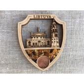 """Magnetas - suvenyras """"Vilniaus Katedra"""""""