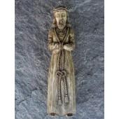 """Rankų darbo skulptūra """"Jėzus nazarietis"""", 35 cm"""