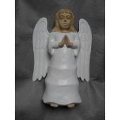 """Rankų darbo skulptūra """"Angelas"""", 25 cm"""