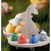 Velykinis zuikis - stovelis kiaušiniams
